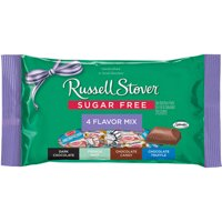 Russell Stover Sugar-Free 4 Flavor Mix Assortment Candies, 9 Oz.
