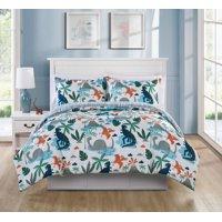 VCNY Home Land of Time Dinosaur Bedding Comforter Set