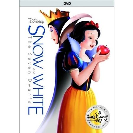 Snow White And The Seven Dwarfs (Walt Disney Signature Collection) - Disney Halloween Movie List