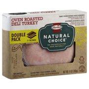 Hormel Natural Choice Sliced Oven Roasted Deli Turkey, 14 Oz.