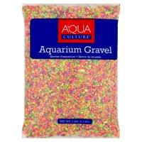 (3 Pack) Aquaculture 5 lb Mini Rainbow Aquarium Gravel