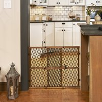 Evenflo Position & Lock Pressure Mount Gate, Farmhouse Collection