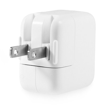 Apple 10W USB Power Adapter Wall Charger A1357 for iPhone, iPad, and iPod