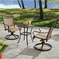 Better Homes and Gardens Warrens 3-Piece Outdoor Bistro Set