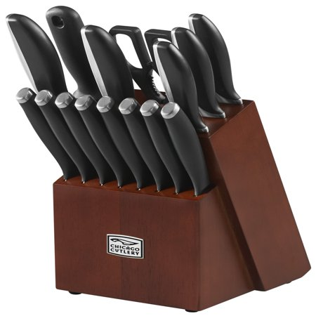 - Chicago Cutlery Avondale 16-piece Block Set