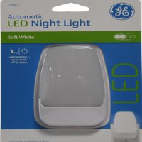 General Electric Led Light Sensing Contempo Night Lite
