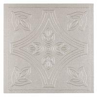 Achim Metallo 4x4 Peel and Stick Vinyl Backsplash Tile - 27 Tiles/3 sq. Ft.