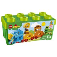 LEGO DUPLO My First Animal Brick Box 10863 (34 Pieces)