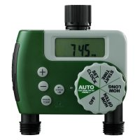 Orbit 2-Port Digital Hose Faucet Timer