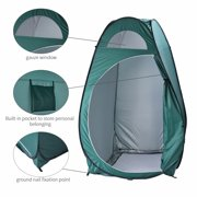 Ktaxon Portable Pop up Tent Camping Beach Toilet Shower Changing Room Outdoor Bag Green