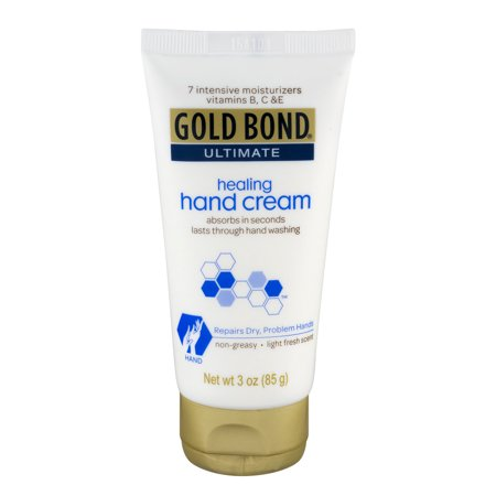 (2 pack) Gold Bond Ultimate Healing Hand Cream, 3.0 OZ