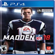 Madden NFL 18, Electronic Arts, PlayStation 4, 014633369977