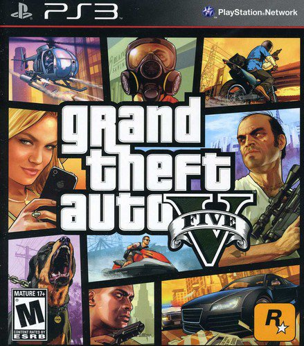 Grand Theft Auto V, Rockstar Games, PlayStation 3, 710425471254 - Gta 5 No Halloween