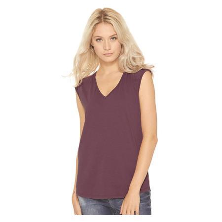 Next Level T-Shirts Women's Festival Sleeveless V 5040