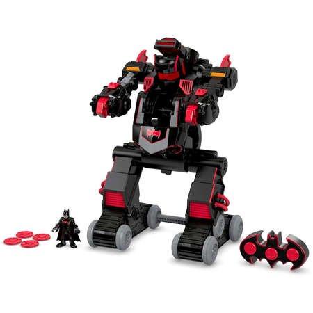 Imaginext DC Super Friends RC Transforming Batbot ()