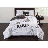 Casa Paris J'Adore 5-Piece Bedding Comforter Set