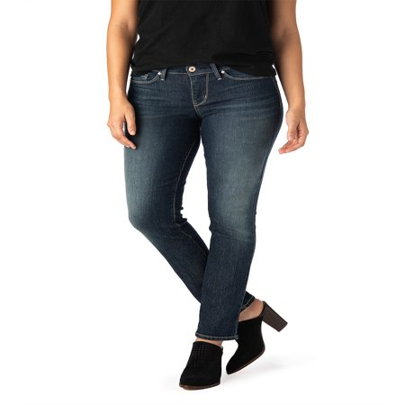 Signature by Levi Strauss & Co. Women's Modern Slim -