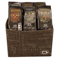 Right Roast Sampler Coffee Gift Basket