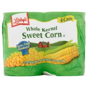 (24 Cans) Libby's Whole Kernel Sweet Corn, 15 Oz