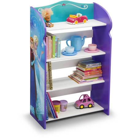 Disney Frozen Wood Bookshelf by Delta - Halloween Bookshelf Ideas