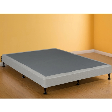 Wayton 4 Quot Assembled Metal Box Spring Foundation For