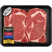 Beef Choice Angus Ribeye Steak, 1.5-2.0 lb