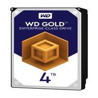 WD Gold 4TB Enterprise-Class Hard Disk Drive - 7200 RPM Class SATA 6Gb/s 256MB Cache 3.5 inch - WD4002FYYZ