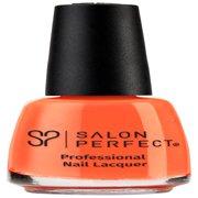 (2 Pack) Salon Perfect Nail Lacquer - Sweet Peach Sangria