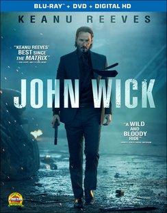 John Wick (Blu-ray) (Code Geass Akito The Exiled Blu Ray)