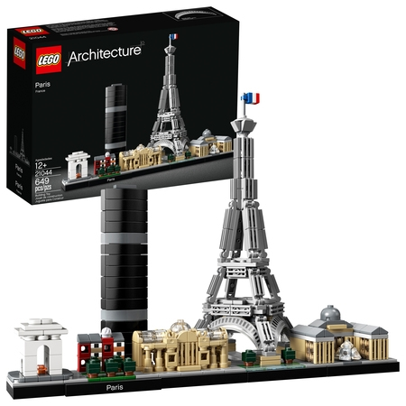 LEGO Architecture Skyline Collection Paris 21044 Building