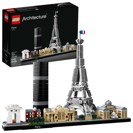LEGO Architecture Skyline Collection Paris 21044 Building