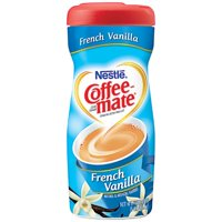 (6 Pack) COFFEE-MATE French Vanilla Powder Coffee Creamer 15 oz. Canister