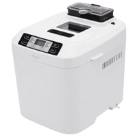 Rosewill 2-Pound Programmable Bread Maker with Automatic Nut Dispenser, Gluten-Free Menu Setting, RHBM-15001
