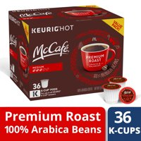 McCafé Premium Roast Coffee K-Cup Pods, 36 count
