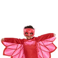 PJ Mask Deluxe Dress Up Top and Mask Set - Owlette