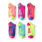 Ladies Super Soft No Show Socks, 6 Pack