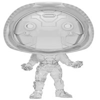 Funko POP Marvel: Ant-Man & The Wasp - Ghost (Invisible) - Walmart Exclusive
