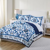 Mainstays Classic Claires Rose Patterned Quilt