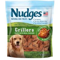 Nudges Chicken Grillers Dog Treats, 16 oz.