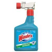 (2 Pack) Windex Outdoor Sprayer, Blue Bottle, 32 fl oz