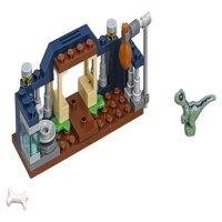 LEGO Recruitment Bags Boys Baby Velociraptor Playpen 30382