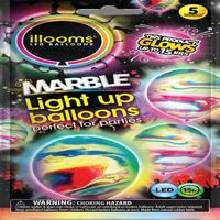 Illoom Balloons Marble 5 Pack