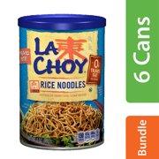 (6 Pack) La Choy Rice Noodles, 3 Ounce