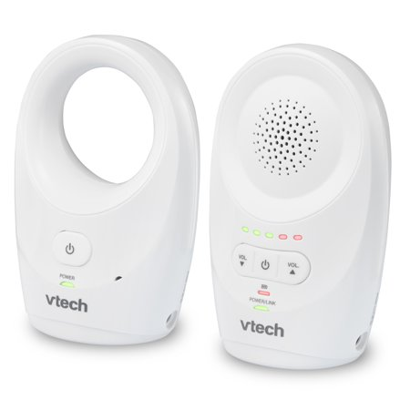 VTech DM1111, Enhanced Range Digital Audio Baby Monitor, 1 Parent Unit,