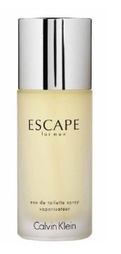 Calvin Klein Beauty Escape Cologne for Men, 3.4 Oz