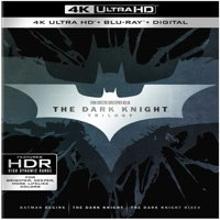 Dark Knight Trilogy (4K Ultra HD)