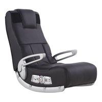 X-Rocker II Wireless Video Gaming Chair, Black
