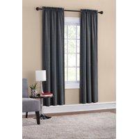 Product Image Mainstays Room Darkening Threaded Print Curtain Panel Pair