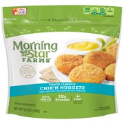 Morningstar Farms Poultry Chikn Nuggets 10.5oz