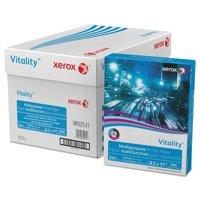 Vitality Multipurpose Printer Paper, 8 1/2 x 11, White, 500 Sheets/RM